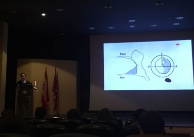 Curso teórico-práctico de cirugía de oído. Curso de disección de hueso temporal. Marzo 2017